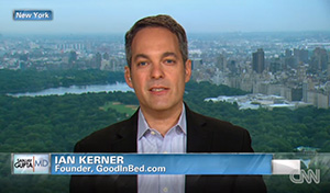 Ian Kerner on CNN