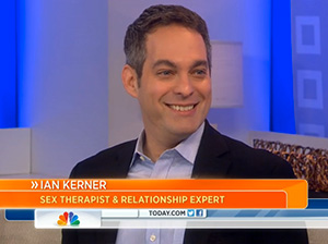 Ian Kerner on the Today Show
